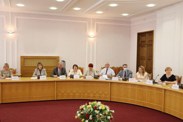 Расширенное заседание комиссии